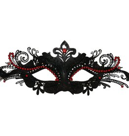 Luxury Venetian Metal Mask