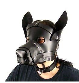 Puppy Dog Leather Hood