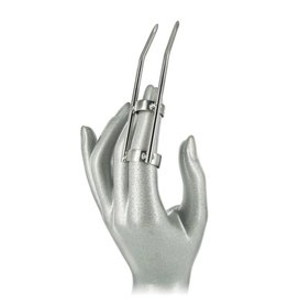 Finger Fork Ring