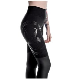 Metal Decent Leggings