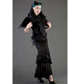 Amy Gothic Bolero Shrug