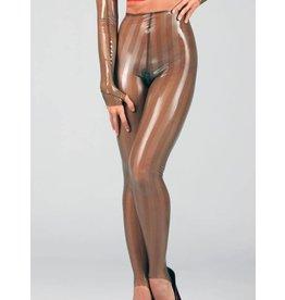 Stirrup Latex Leggings