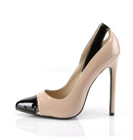 "5"" Pointed Toe Spectator Pump"