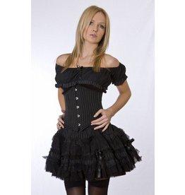 Lolita Pinstripe Skirt