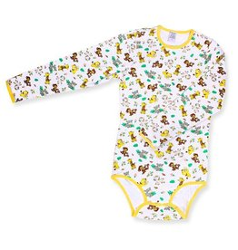 Rearz LONG SLEEVE Printed Onesie