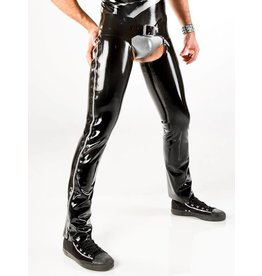 Latex Boot Cut Chaps
