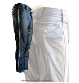 Leather Highway Patrol Pants