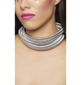 Metallic Stacked Coil Choker