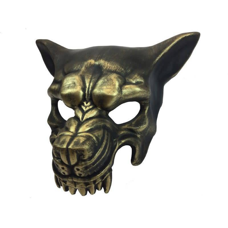 Copy of Elegant Laser Cut Metal Mask