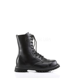 Rocky 10 Eye Leather Boots