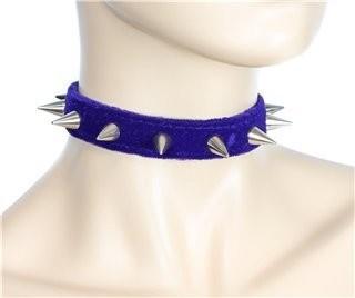 Collar w/ Cone Stud