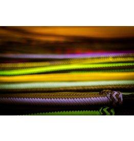 Black Nylon Snake Whip