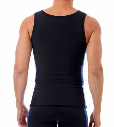 Sleeveless Swimsuit Binder Top