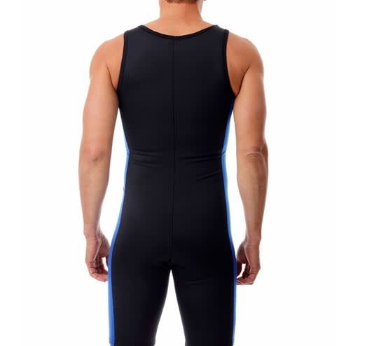 Sleeveless Compression Swimsuit