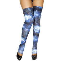 J. Valentine Thigh High Cosplay Leggings
