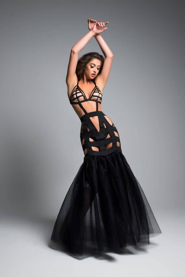 Adore Leia Mermaid Gown