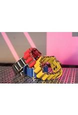 Miss Kinky Latex Woven Bracelet