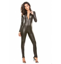 Second Skin Wetlook Catsuit