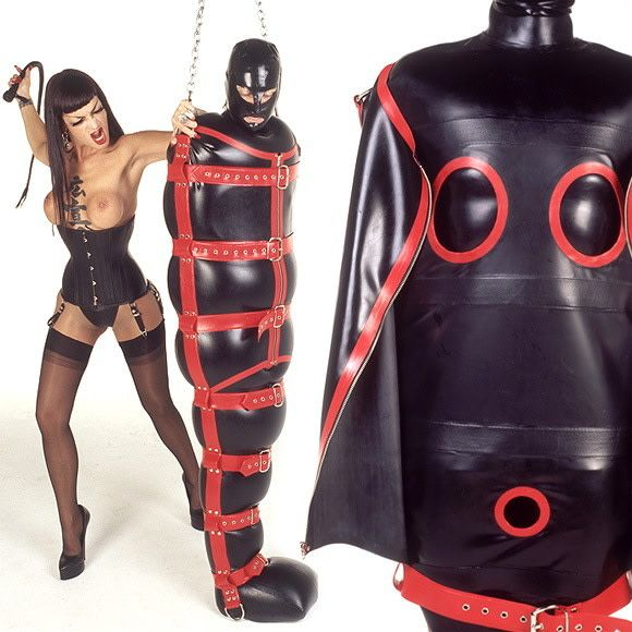DeMask Deluxe Inflatable Ultima Suspension Sack w/ Openings
