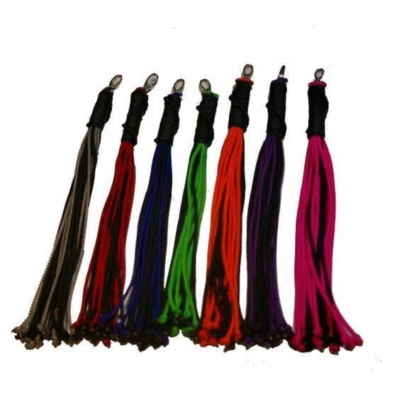 Rubber Mini Flogger