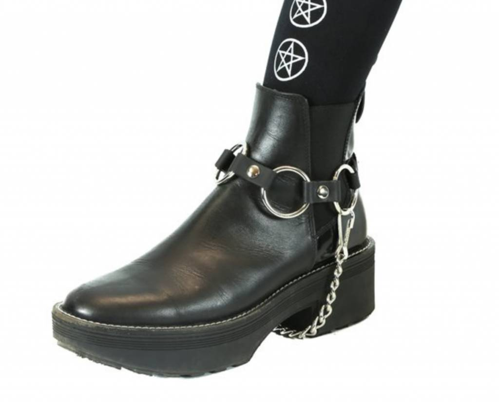 Leather Boot Strap