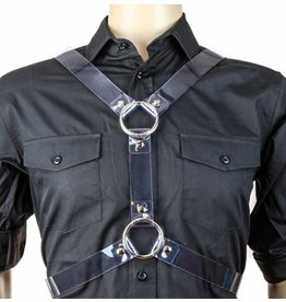 Two Ring Vertical Chest Harness