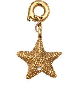 Nikki Lissoni 'Starfish' Gold Plated Charm