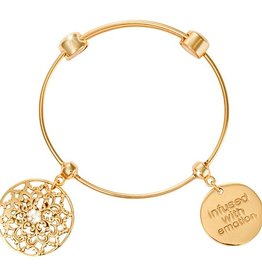 Nikki Lissoni Infused With Emotion Charm Bangle Full Title Nikki Lissoni Infused
