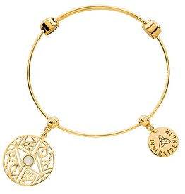 Nikki Lissoni Wild and Free Charm Bangle