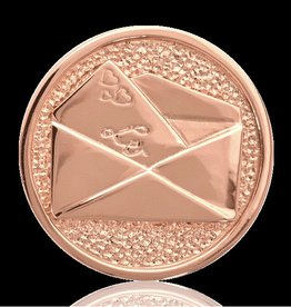 Nikki Lissoni 'Love Letter' Limited Coin
