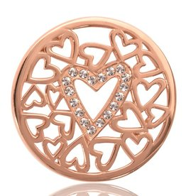 Nikki Lissoni 'Surrounded by Hearts' LE RG Coin