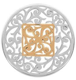 Nikki Lissoni 'Square Fantasy' Large Coin