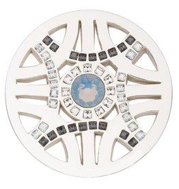 Nikki Lissoni 'Royal Chic' Medium Coin