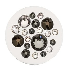 Nikki Lissoni 'Sparkling' Small Silver Coin