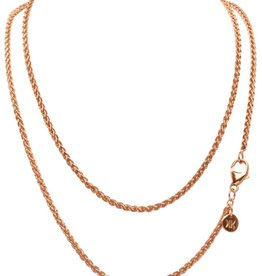 High quality gold rose gold and silver plated chains Each chain