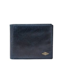 The Fossil Group Men's Leather Bi-fold Wallet