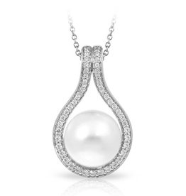 Belle Etoile Claire Collection Pearl Pendant