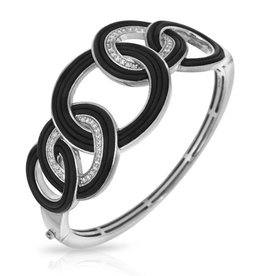 Belle Etoile Unity Collection Sterling Bangle