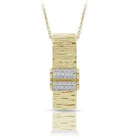 Belle Etoile Heiress 18K Gold Vermeil  Pendant