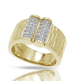 Belle Etoile Heiress 18K Gold Vermeil  Ring