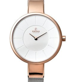 Obaku Watches Women's Sol - Rose Bi