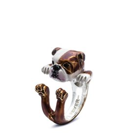 Coles of London Dog Fever English Bulldog Ring