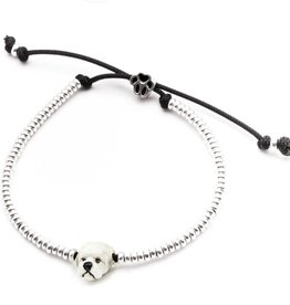 Coles of London Dog Fever Maltese Bracelet