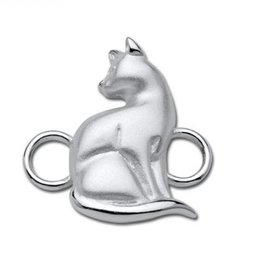 LeStage Sterling Silver Cat Clasp