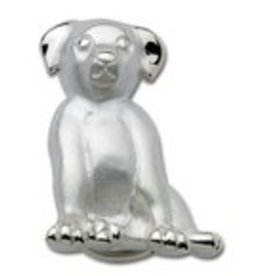 LeStage Sterling Silver Puppy Clasp