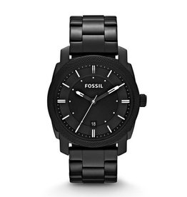 The Fossil Group Men's Black Machine Watch