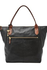 The Fossil Group Large Fiona Tote in Black