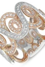 S. Kashi S. Kashi 14K Pave Diamond Ring .60 CTW
