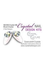 Crystal Culture CRYSTAL AB RIVOLI CLUSTER