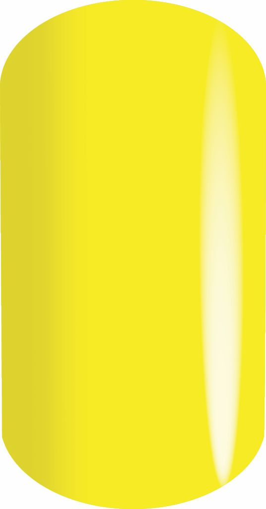 Akzentz Bright Yellow Flare